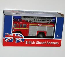 "Motormax - Volvo FH16 FIRE ENGINE with Ladders Model 5.25"" Long"