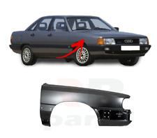 FOR AUDI 100 (C3) 1982 - 1991 NEW FRONT WING FENDER FOR PAINTING RIGHT O/S