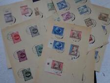 Germany Nazi 3Rd Reich Nice Collection on paper see Scans High Cv