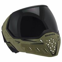 New Empire EVS Thermal Paintball Goggles Mask - Olive / Black