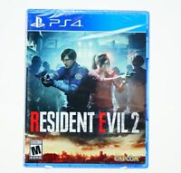 Resident Evil 2: Playstation 4 [Brand New] PS4