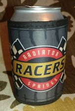 NEW WITH TAGS DISNEYLAND CARS LAND RADIATOR SPRINGS CAN BOTTLE COOZIE KOOZIE