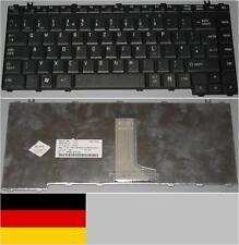 Clavier Qwertz Allemand TOSHIBA A300 M300 L300 NSK-TAE0G 9J.N9082.E0G Noir