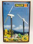 FALLER 166 HO Scale Model Building Kit - Wind Power Station