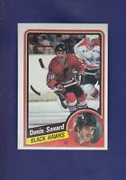 Denis Savard 1984-85 TOPPS Hockey #35 (NM+)