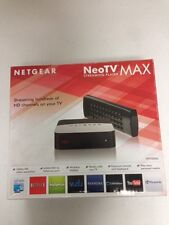 Netgear Neo TV Max Model NTV300SL-100NAS