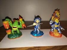 Skylander's Giants:  Ignitor, Chill and Zook