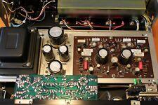 Ampli Sansui AU-555a Kit recapage / parts / Ultra completNichicon