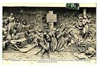 CPA 45 Loiret Orléans Bas relief place du Martroi Jeanne d'Arc sur le Bucher