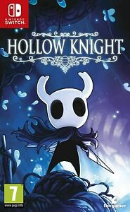 Hollow Knight Nintendo Switch New Sealed