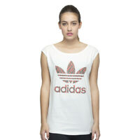 adidas Rita Ora Cosmic Confession Short Sleeve T Shirt Womens Tee Blue