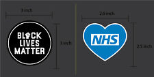 BLACK LIVES MATTER + NHS EPL No Room For Racism Patch FREE SHIPPING