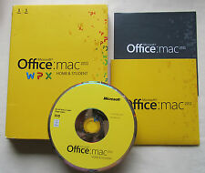 Microsoft Office for Mac 2011 Home and Student DVD Full Version GZA-00136