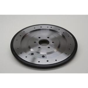 PRW Clutch Flywheel 1642881; 184 Teeth Billet Steel 28oz EXT Balance for Ford FE