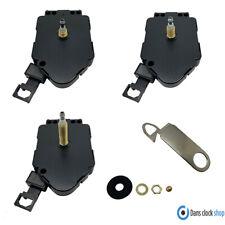 New Quartz High Torque Ticking Pendulum Clock Movement Mechanism For Large Hands