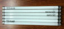 Lot of 6 Biorad Gel Doc XR+ ChemiDoc XRS+Lamp, 302nm,UV Transilluminator