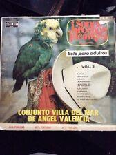 """Sones Jarochos Picantes """" Solo Para Adultos """" 1972 Lp"""