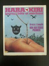 HARA KIRI n° 200 mai 1978 ( Choron, Wolinski, Reiser, Cabu, Cavanna ...)