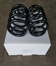 Pair Of Genuine Rover 75 MGZT MGZT-T Tourer Rear Coil Springs CI Code RF GREY