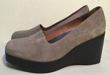 Jeffrey Campbell Size  AU 9 / EUR 40 Women's Leather 2 Tone Color Wedge Shoes