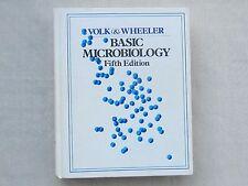 Basic Microbiology Fifth Edition 1984 Wesley A Volk Margaret Wheeler Harper Row