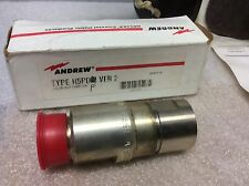 ANDREW HELIAX H5PDF CONNECTOR 7/16 DIN FEMALE VERSION 2 NOS NEW RARE $99