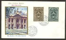 Vatican City Sc# 273-4: First Roman Synod on FDC