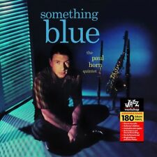 PAUL HORN QUINTET/Something Blue-LP audiophil Vinyle ltd to 500