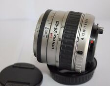 Pentax-FA K/AF 35-80mm 4-5.6 AF Wide Angle Zoom lens with Macro