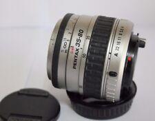 Pentax-FA/AF 35-80 mm K 4-5.6 AF Obiettivo Zoom grandangolare con Macro