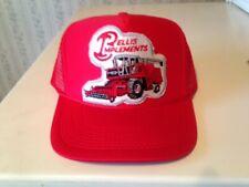 Pellis Implements Farm Equipment Hat Cap