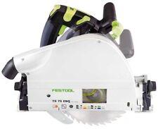 Festo sierra circular de mano TS 75 EBQ Plus FS 561512+ riel Guía 1400mm
