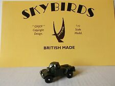 Skybirds Models. Panhard  Armoured  Car