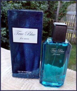 "New Factory Sealed Box Sandora's ""True Blue""  Men's Spray Cologne 3.4 oz/100 ml"