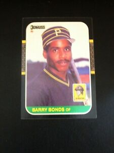 ROOKIE CARDS OF: BARRY BONDS, JOSE CANSECO, MARK McGWIRE & SAMMY SOSA