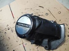 honda nighthawk cb450sc 450 left engine flywheel cover cm450 CB450T 1982 CM450C