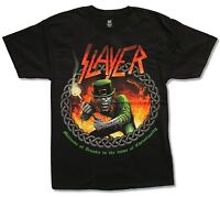 Slayer Millions Of Drunks Black T Shirt New Official Band Merch