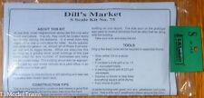 American Model Builders, Inc S #75 Dill's Market