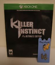 New! Killer Instinct [Pin Ultimate Edition] (Xbox One, 2013) - Ships Worldwide!