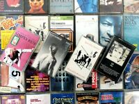 LOTTO 80 MUSICASSETTE - ROCK - POP - MUSICA ITALIANA + COMPILATION + VARIE