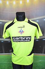 OLDHAM ATHLETIC FC CARBRINI 2009 THIRD FOOTBALL SHIRT (XL BOYS S) JERSEY TRIKOT