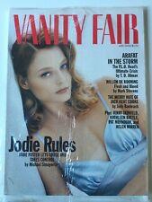 1994 May Vanity Fair - Jodie Foster NEW NOS