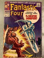 Silver Age Fantastic Four #55 (Oct 1966, Marvel)