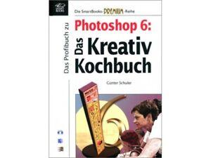 Das Profibuch zu Photoshop 6, m. CD-ROM - SEHR GUT