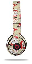 Skin Beats Solo 2 3 Lots of Santas Wireless Headphones Not Included