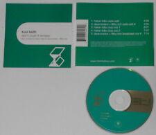 Kool Keith  Don't Crush It remixes - U.S. cd