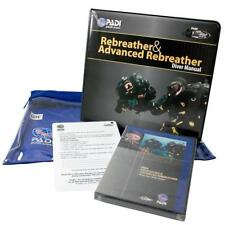 Padi Advanced Rebreather with Dvd Educational Material