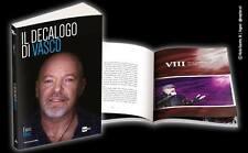 Il Decalogo Di Vasco (Editoriale da coll. Privata - Vasco Rossi) Come Nuovo