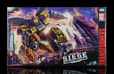 Transformers Hasbro War for Cybertron Siege Titan Omega Supreme MISB