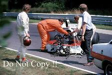 Ian ashley williams allemande FW03 grand prix 1975 photo 3